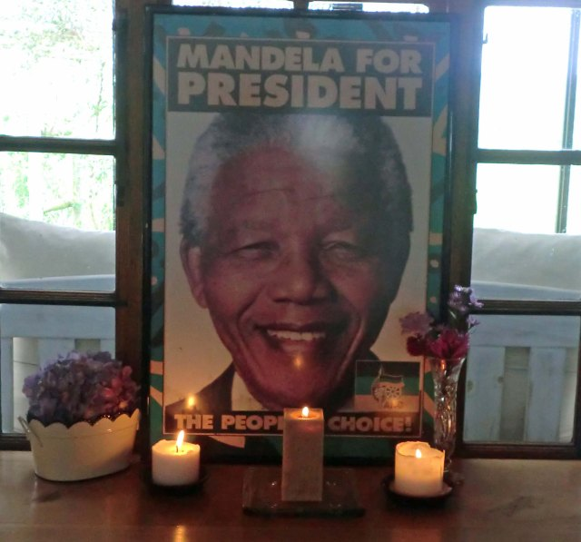 our tribute to Madiba